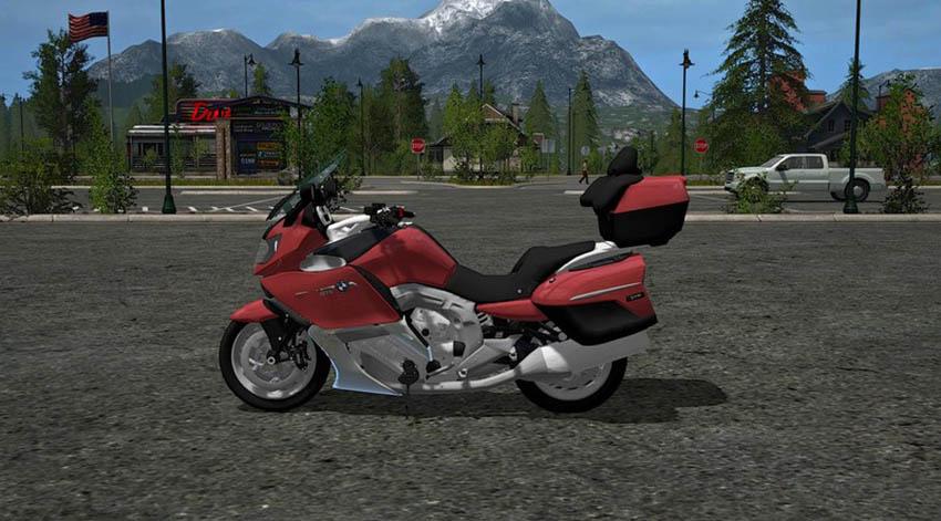 BMW K 1600 GTL V 1.0