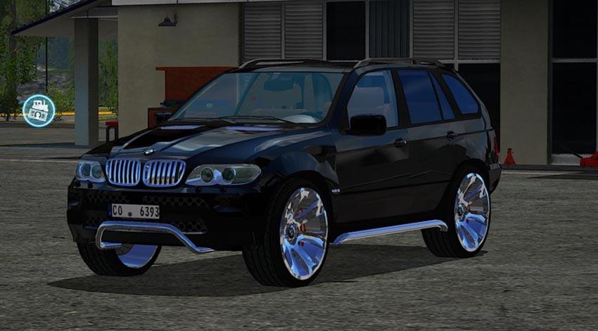 BMW X5 2004 V 1.0
