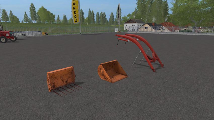 Baas Auto-Latch Loader Pack v 1.0