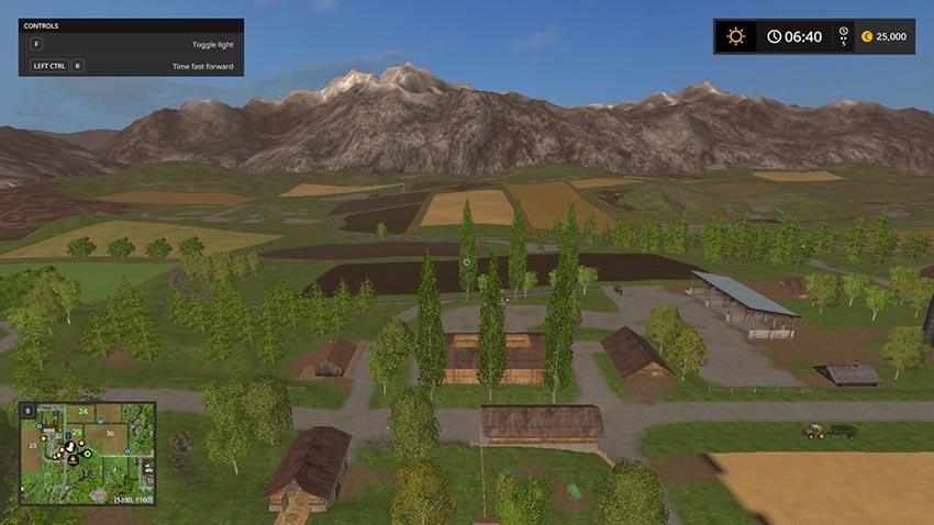 Bjornholm Map v 1.0.0.1