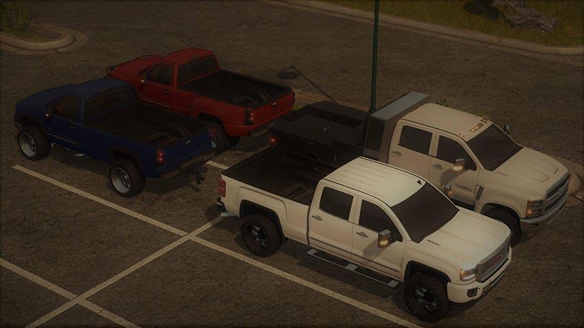 Chevy 4500 v 1.0