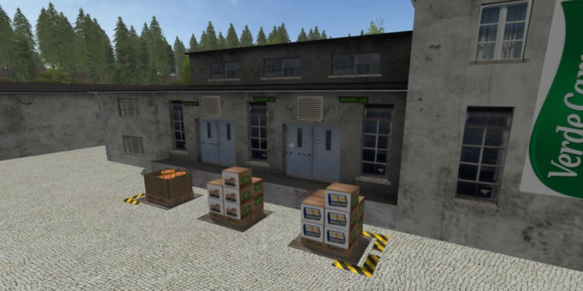 Dairy Agros Placeable V 1.0