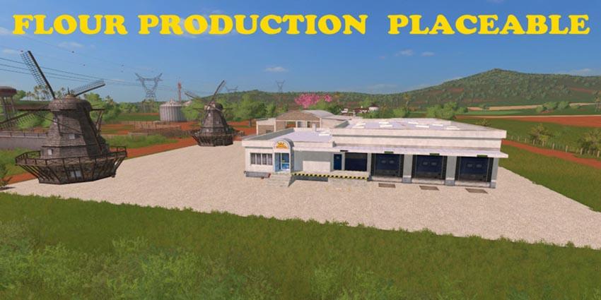 Flour Production Placeable V 1.0