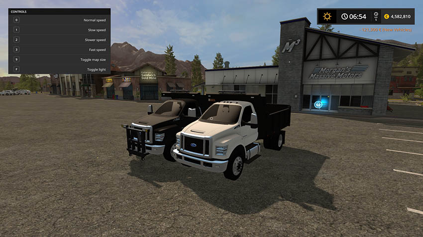 2017 Duramax Price >> Ford Dump v 1.0 | LS2017.com