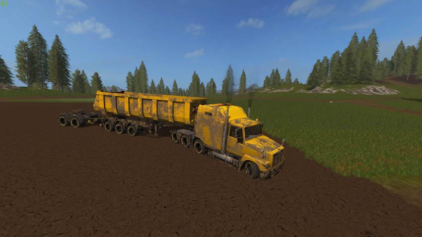 GAZ Titan Modpack V 8.0