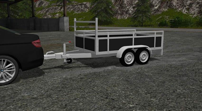Hapert tandem trailer V 1.0