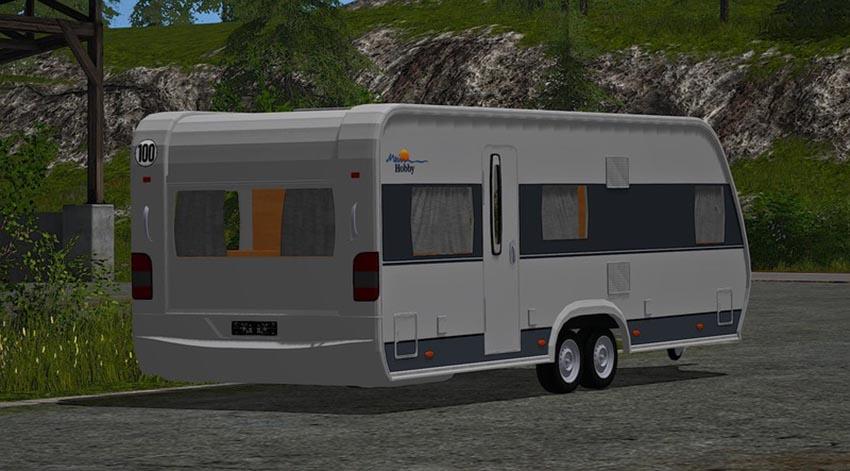 Hobby caravan Prestige 650 V 1.0