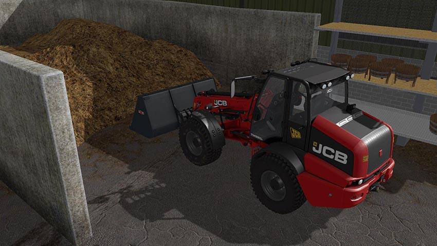 JCB TM 320 S v 2.0