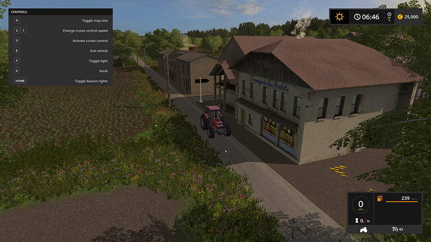 La Petite Aveyron v 1.0