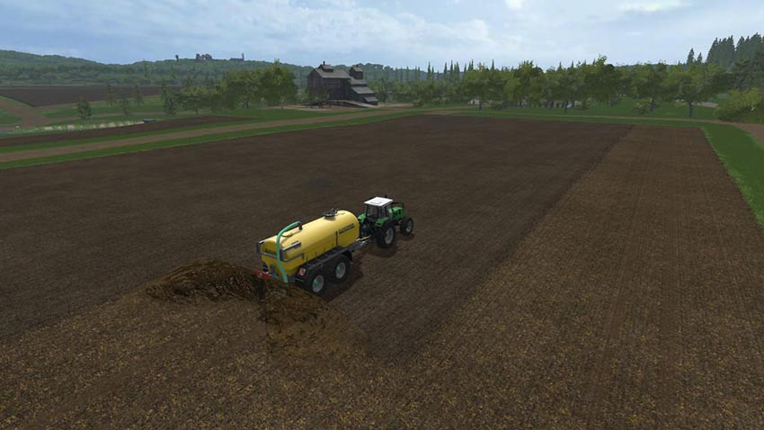 Liquid Manure Texture Fix v 1.1