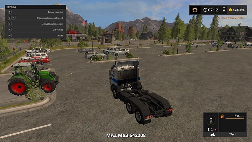 MAZ 642208 17 V 1.0
