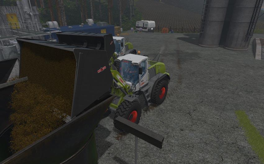 Magsi Universal bucket 25.000l V 1.0