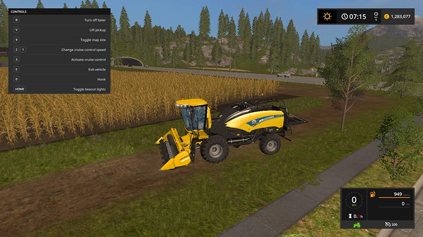 NH PowerKing Direkt Silage v 1.0