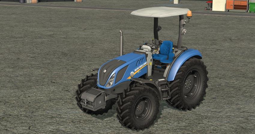 New Holland T5 V 1.0