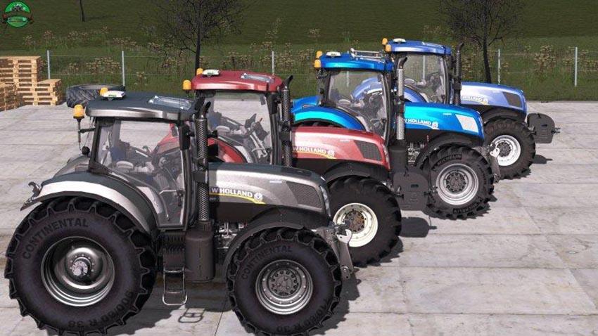 New Holland T7 Series MR v 1.2