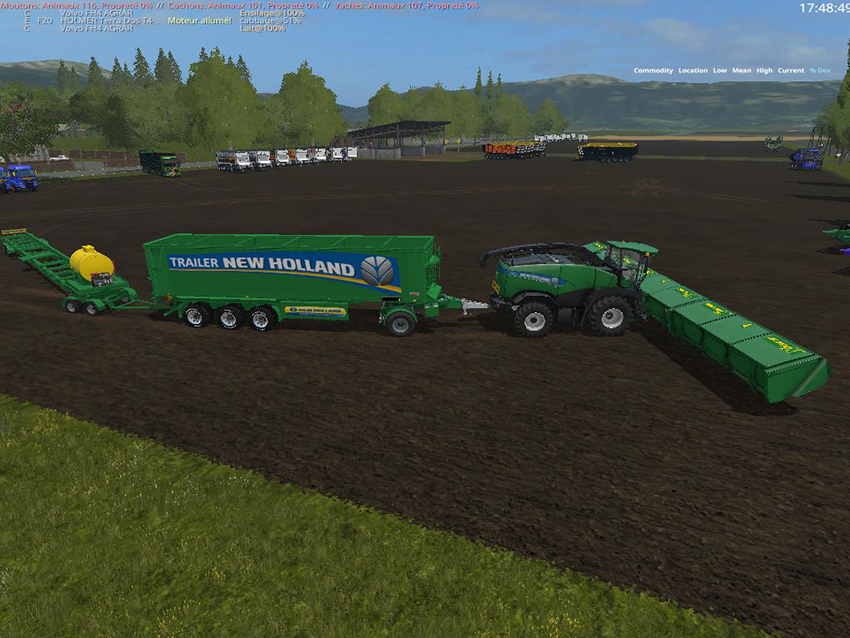 PACK SPECIALE SILAGE GREEN v 1.0