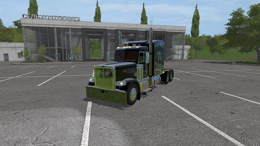 Peterbilt 388 Truck v 2.0