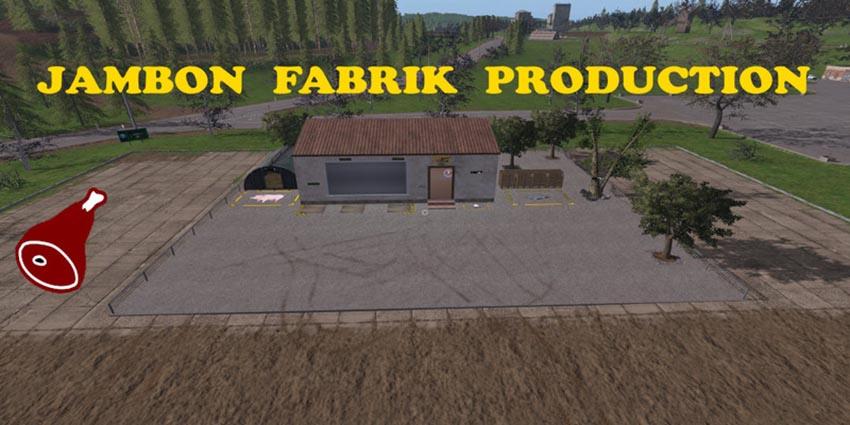 Placeable Jambon factory V 1.0