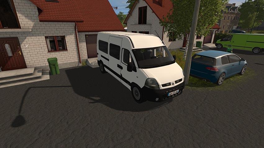 Renault Master Civil V 1.0