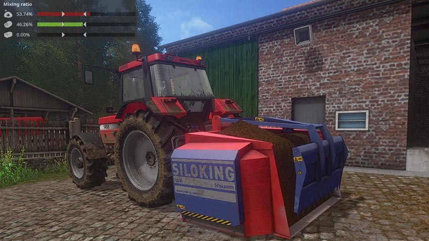 Siloking AE 1800 - Food Mixer v 1.0