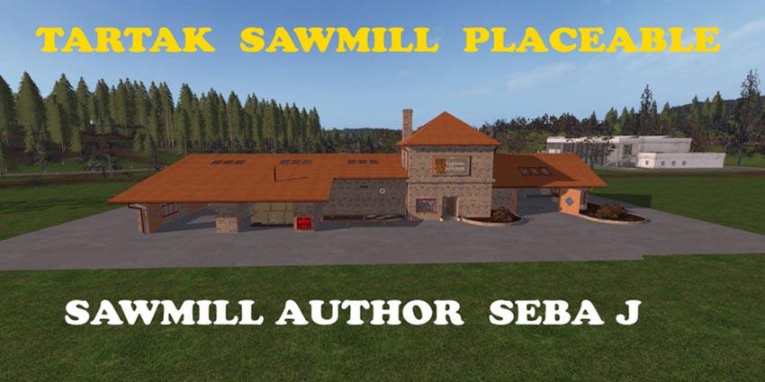 Tartak SawMill V 1.0