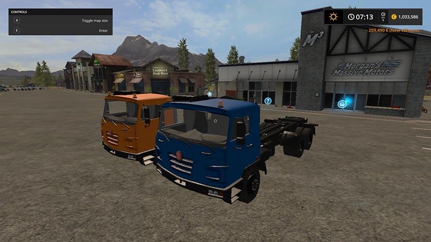Tatra Terrno ITR v 1.0