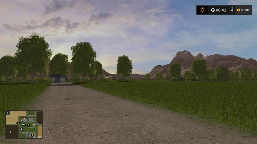 Valley of Cane v 1.0
