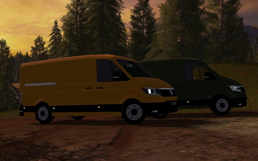 Volkswagen Crafter 2017 V 0 1 Mp Ls2017 Com