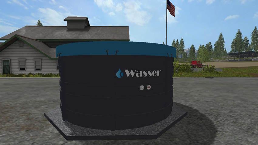 Wasser tank v 1.0