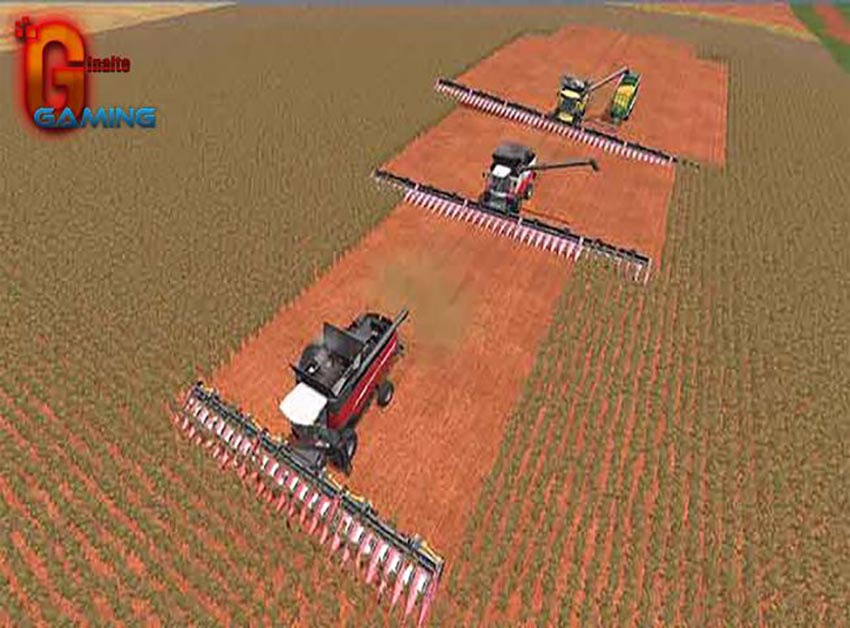 XXL Cutters Sunflower And Corn Harvesting v 1.0
