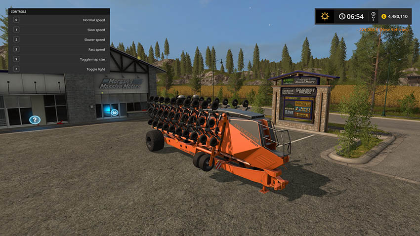 Amazone Condor Gamling Edition v 1.0