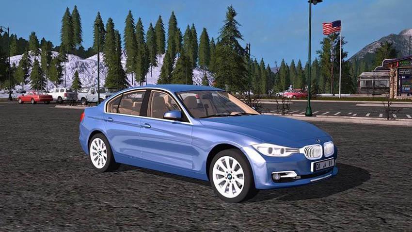 BMW 328i F30 v 1.0