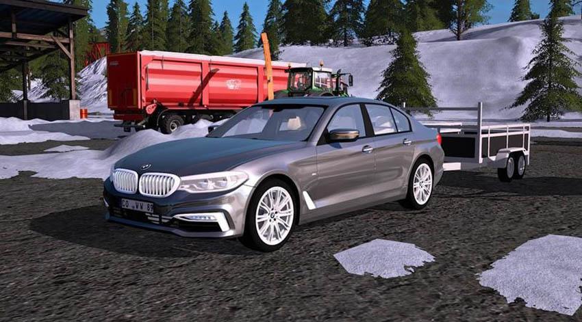 BMW 540i xDrive G30 v 1.0