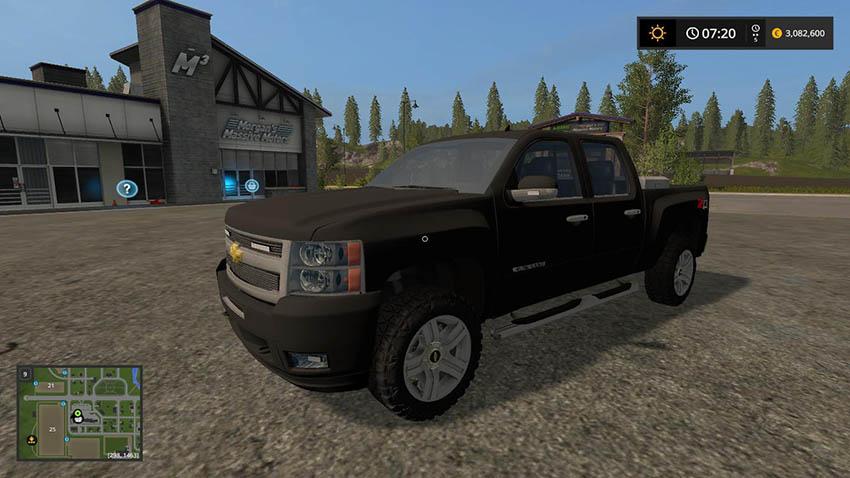 Chevy 1500 v 2.0