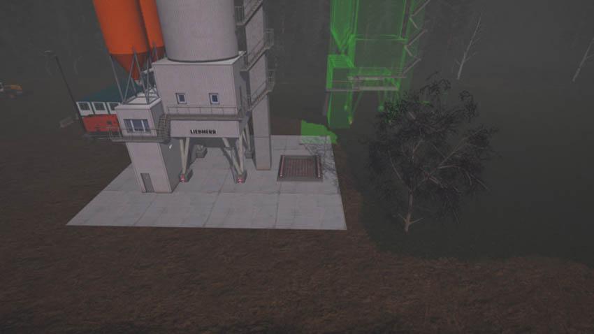 Construction sites silo placeable V 1.0