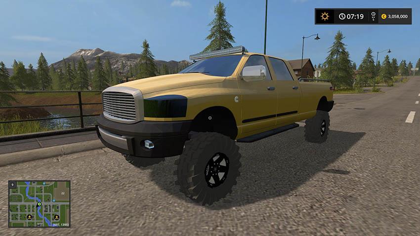 Dodge 2500 W/ 8 in tip v 1.0