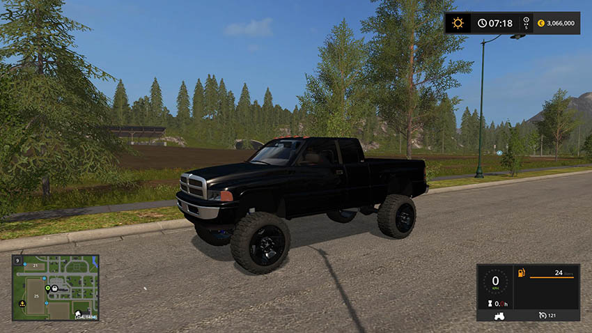 Dodge cummins 2500 v 1.0