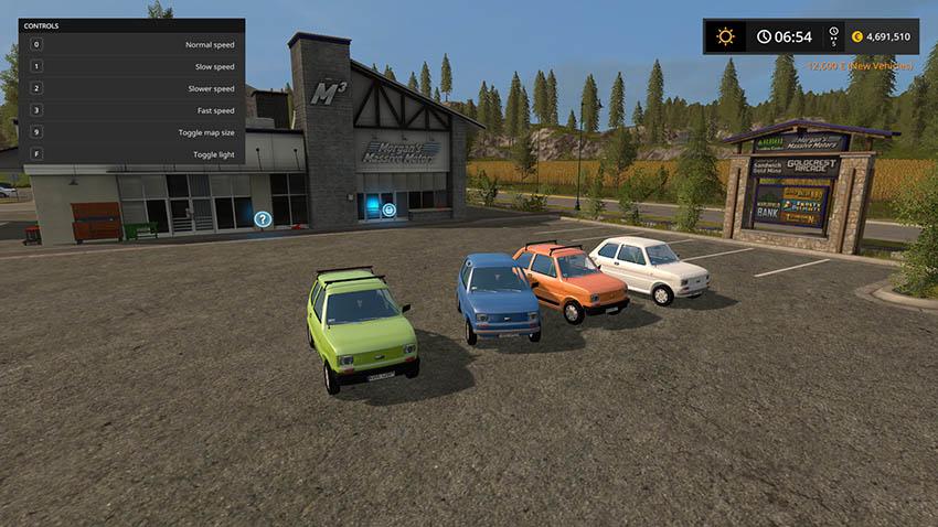 Fiat 126p v 1.0