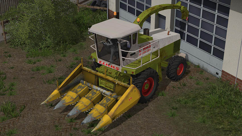 Fortschritt Maisgebiss version 0.9 for Farming simulator 17 Price: 2500 Dailyupkeep: 15 Brand: FORTSCHRITT Category: Forage Harvester Cutters Authors: TheMaiky1989/ FS17 OHV Modding