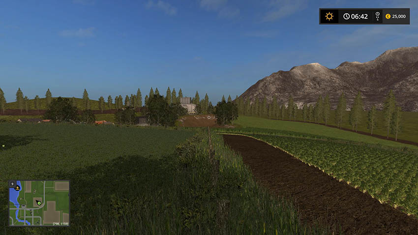 Gers Map v 1.0