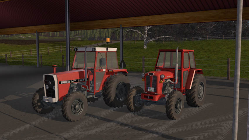 IMT 558/560 DeLuxe and DV v More Realistic