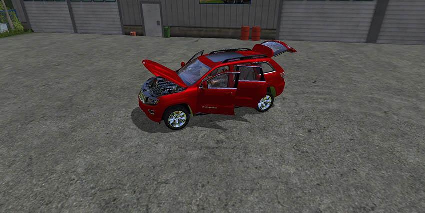 Jeep Cherokee V 1.0