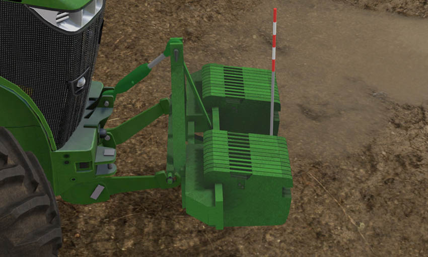 John Deere Double Weight V 1.17