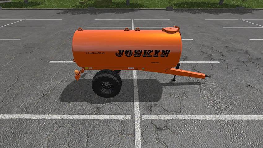 Joskin AquaTrans Gamling Edition v 1.0