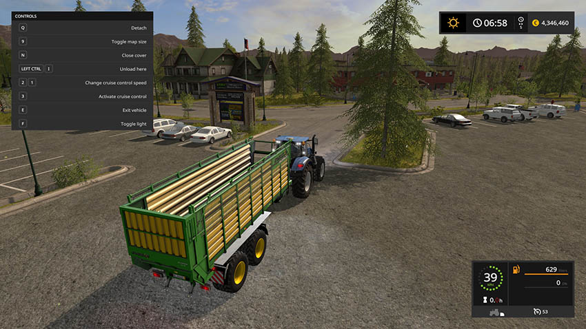 Joskin Silospace Pack MR v 1.0