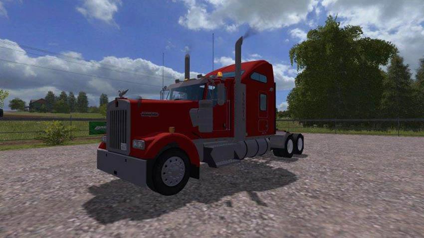 Kenworth W900 v 1.0