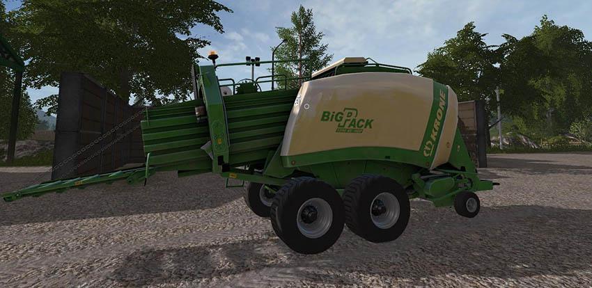 Krone Big Pack 1290 v 1.0