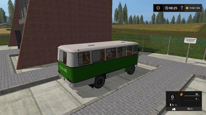 Kubanec Bus v 1.0