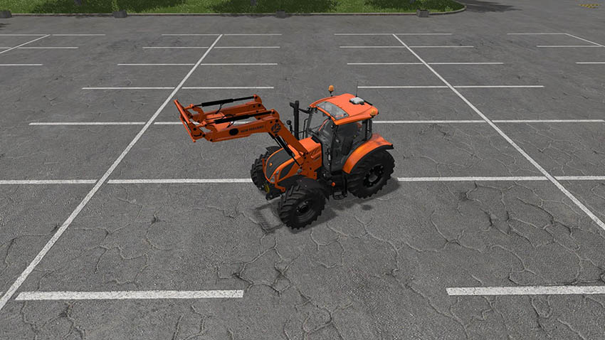 New Holland T5 Gamling Edition v 1.0
