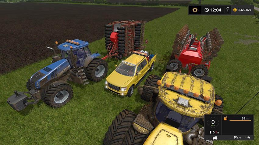 Pickup TT update